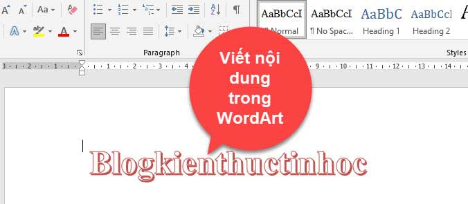 xoay chữ trong word